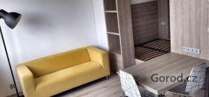 Квартира 1+kk 31m², Прага 10