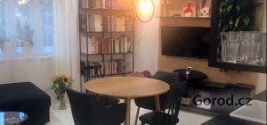 Квартира 3+кк, 73м2, Прага 4