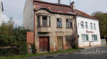 Дом к полной реконструкции, Устецкий край