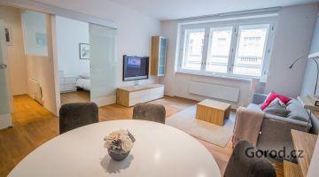 Квартира 2+кк, 44м2, Прага 1