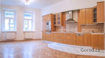 Квартира 2+kk 56m², Прага 2, Нове Мнесто