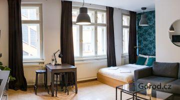 Квартира 1+кк, 30м2, Прага 1, Нове Мнесто