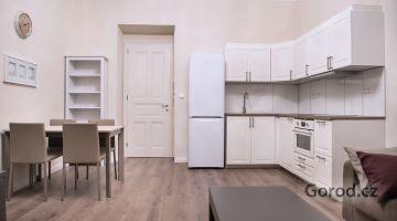 Квартира 2+кк, 55м2, Прага 2, Винограды