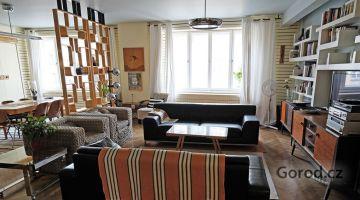 Квартира 3+кк, 118м2, Прага 1