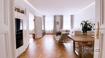 Квартира 4+1, 133м2, Прага 2, Винограды