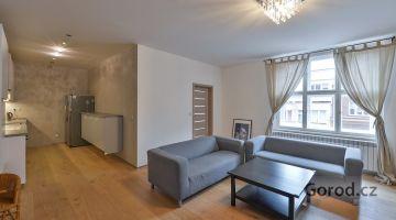Квартира 3+kk 98m², Прага 3, Винограды