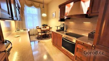 Квартира 3+1101m², Прага 2, Винограды