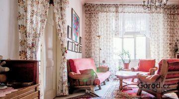 Квартира 4+кк/Б, 90м2, Прага 1