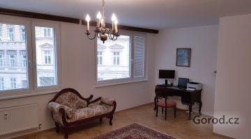 Квартира 5+кк/Л, 171м2, Прага 3, Жижков