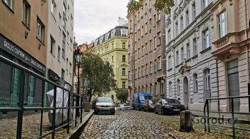 Квартира 3+1/Б, 115м2, Прага 1