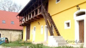 Дом с большим участком, Устецкий край
