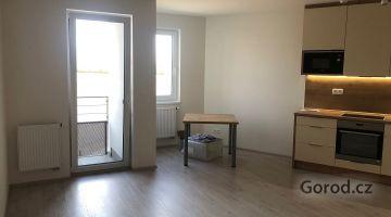Новая квартира 1+kk, 46m², Прага 18