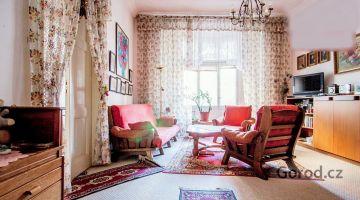 Квартира 3+кк, 90м2, Прага 1