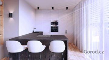 Новая квартира 4+кк/Т, 98м2, Прага 6
