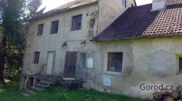 Дом с большим участком, Южно-чешский край