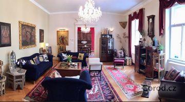 Квартира 4+1206m²,. Прага 3, жижков