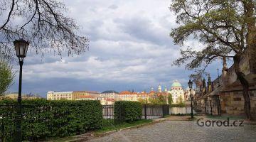 Под Карловым мостом, Прага 1