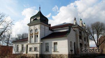 Исторический дом к реконструкции